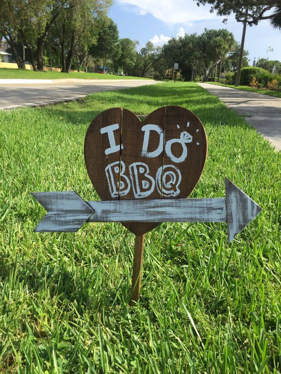 20 Rustic I Do Bbq Barbecue Wedding Ideas Roses Amp Rings