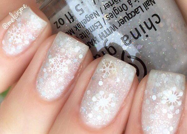 Melcisme Wedding Nail Art Ideas 20
