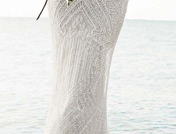 Victoria KyriaKides Bridal Fall Wedding Dress
