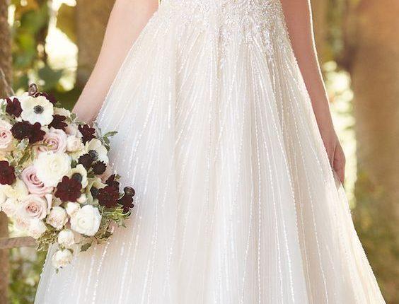 Wedding Dress by Essense of Australia Spring 2017