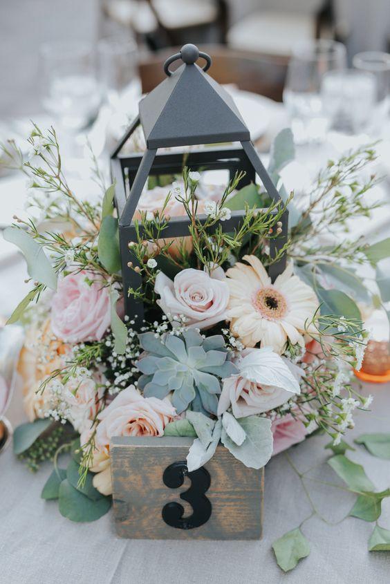 20 Elegant Succulent Wedding Centerpiece Ideas Roses Rings