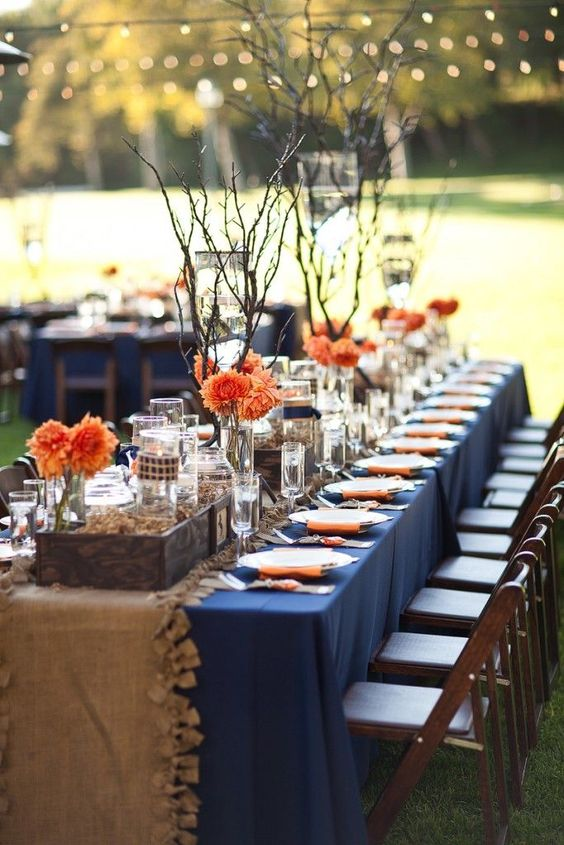 20 Rustic Burlap Wedding Table Decor Ideas Roses amp Rings