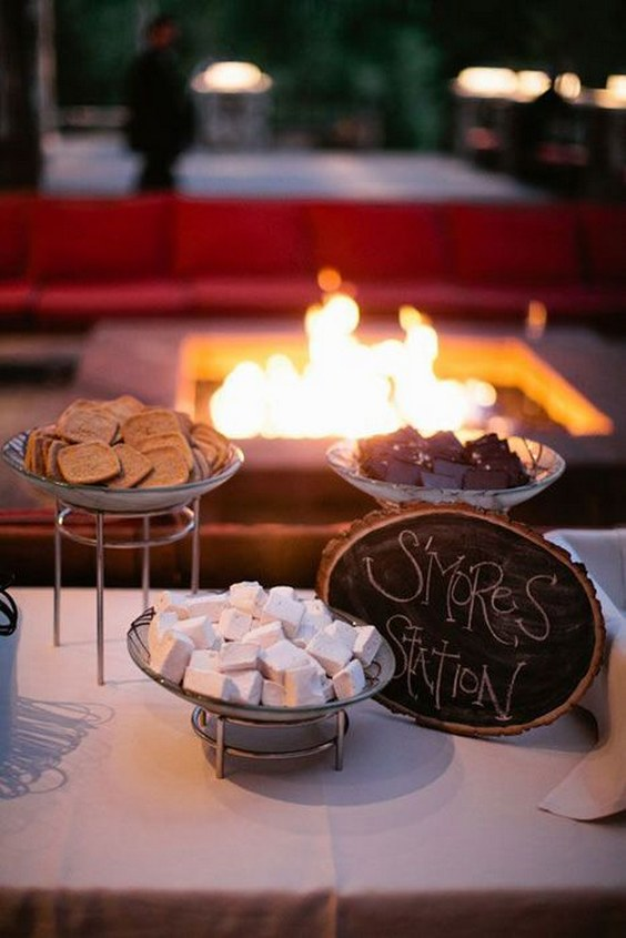 20 Best Of S'more Bar Wedding Food Station Ideas