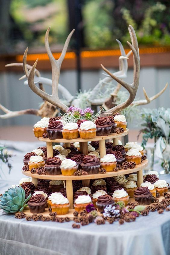 20 Best Of Fall Wedding Cupcake Ideas Roses Amp Rings