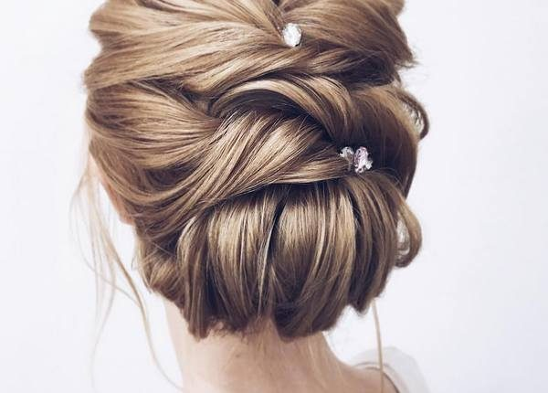 Lena Bogucharskaya Wedding Hairstyles and Updos 1