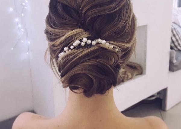 Lena Bogucharskaya Wedding Hairstyles and Updos 3