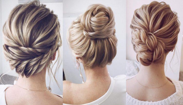 Lena Bogucharskaya Wedding Hairstyles and Updos