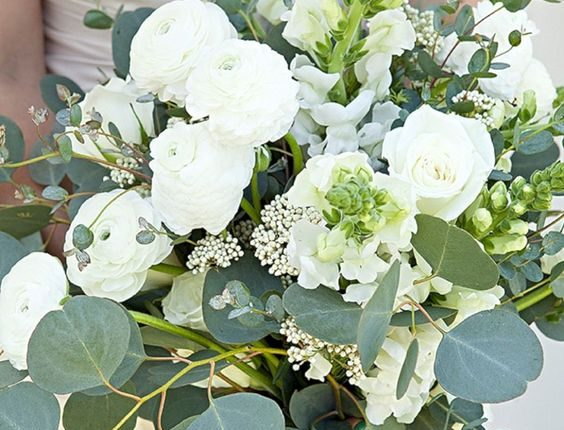 Silver Dollar Eucalyptus Bouquet