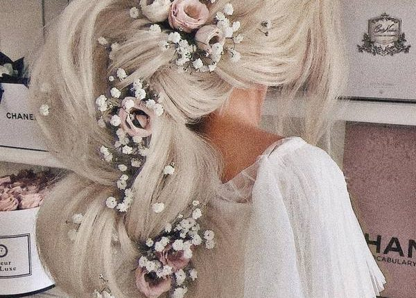 Ulyana Aster Long Wedding Hairstyles and Updos 19