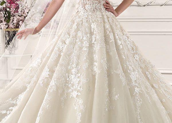 Demetrios 2019 Wedding Dress 873-578