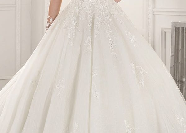 Demetrios 2019 Wedding Dress 875-827