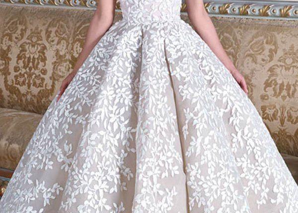 Demetrios 2019 Wedding Dress DP375_1