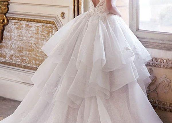 Demetrios 2019 Wedding Dress DP376_2