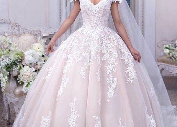 Demetrios 2019 Wedding Dress DP377_1