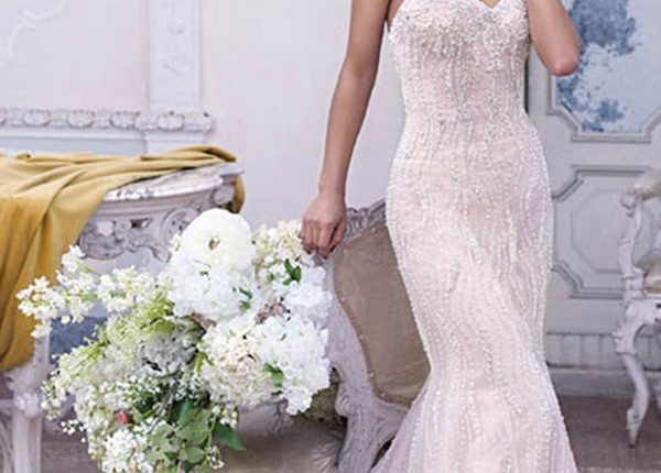 Demetrios 2019 Wedding Dress DP378_1