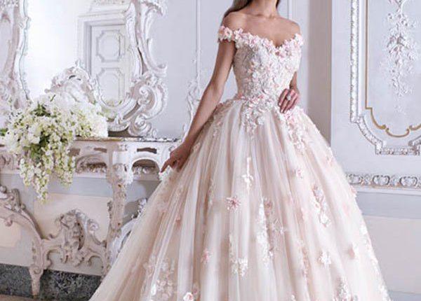 Demetrios 2019 Wedding Dress DP379_1