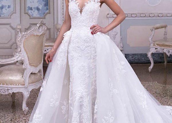 Demetrios 2019 Wedding Dress DP380_1