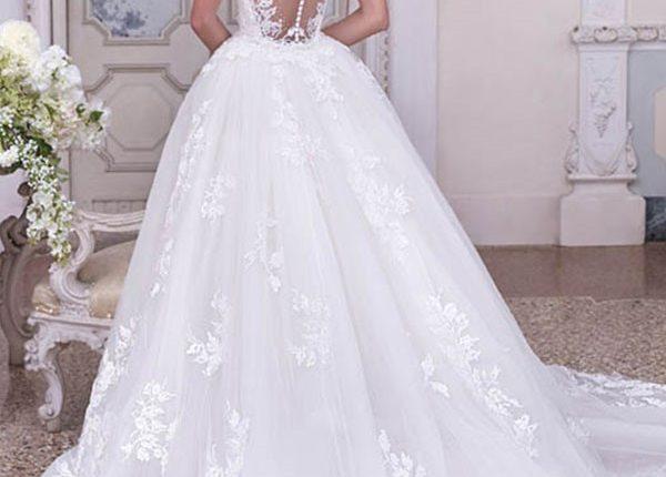 Demetrios 2019 Wedding Dress DP380_2