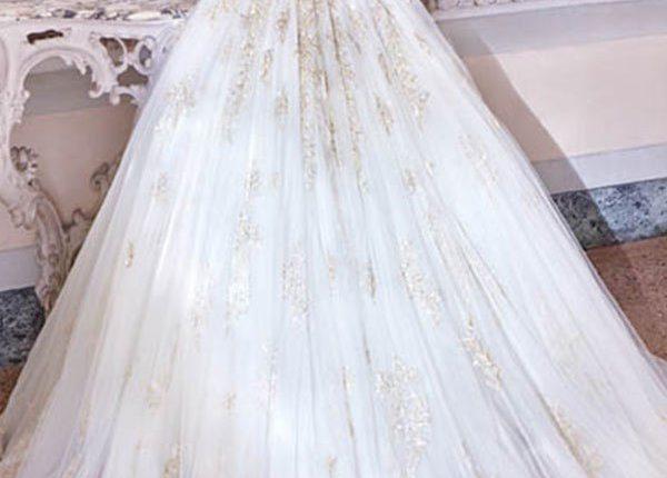 Demetrios 2019 Wedding Dress DP381_4