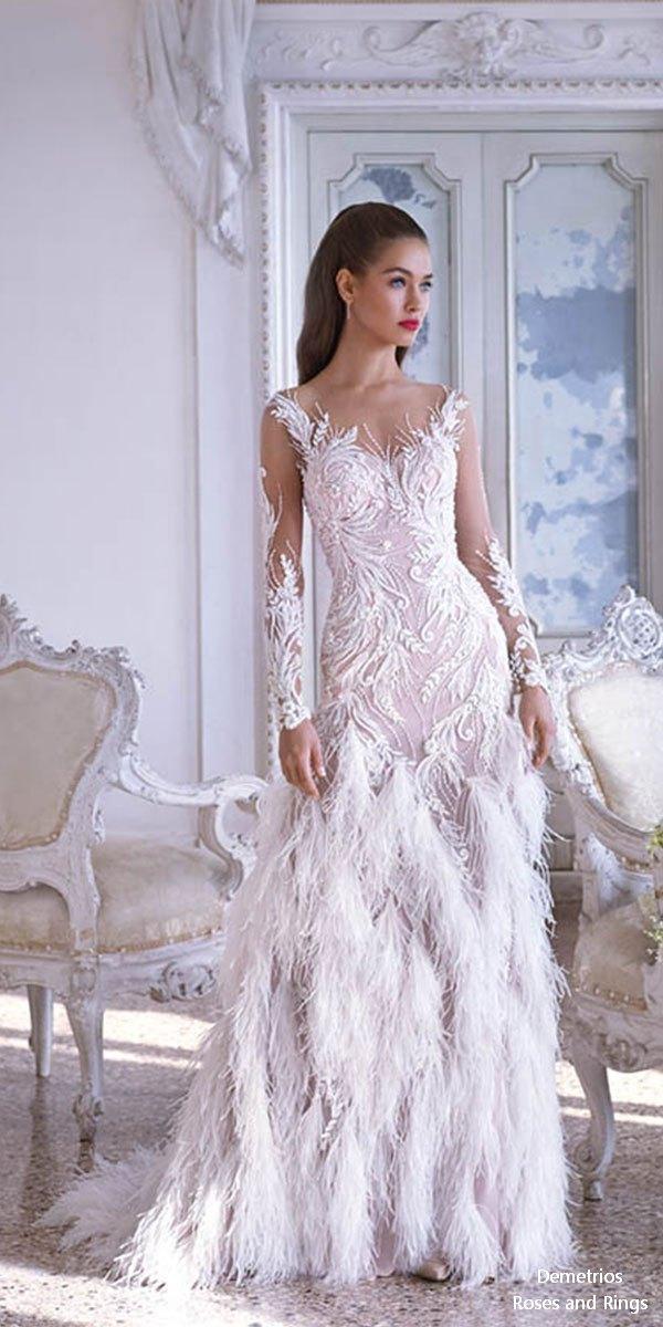 453da9de70f Platinum by Demetrios 2019 Wedding Dresses