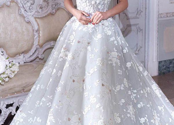 Demetrios 2019 Wedding Dress DP385_1