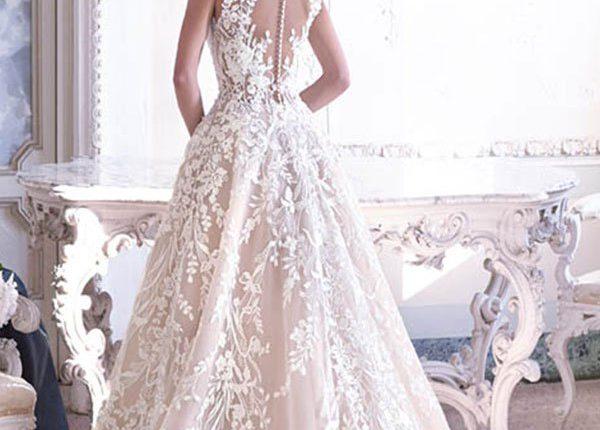Demetrios 2019 Wedding Dress DP387_2
