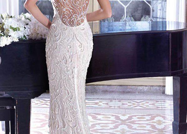 Demetrios 2019 Wedding Dress DP389_2