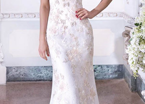 Demetrios 2019 Wedding Dress DP391_1
