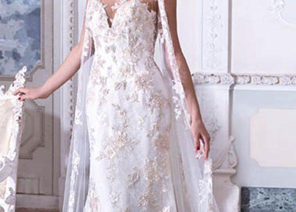 Demetrios 2019 Wedding Dress DP391_4