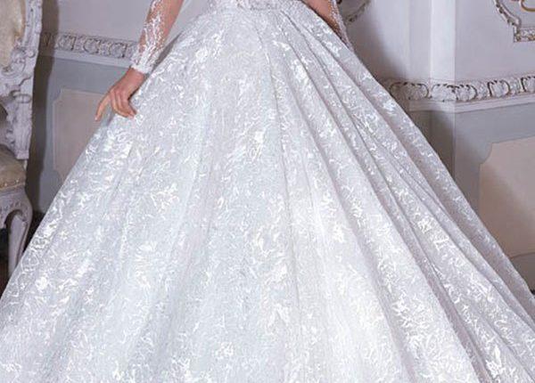 Demetrios 2019 Wedding Dress DP392_2