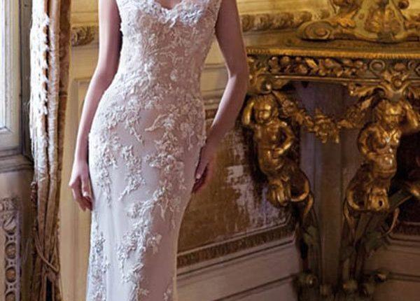 Demetrios 2019 Wedding Dress DP396_1