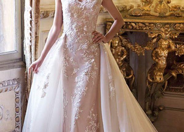 Demetrios 2019 Wedding Dress DP396_3
