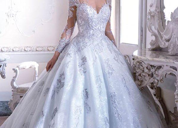 Demetrios 2019 Wedding Dress DP397_1