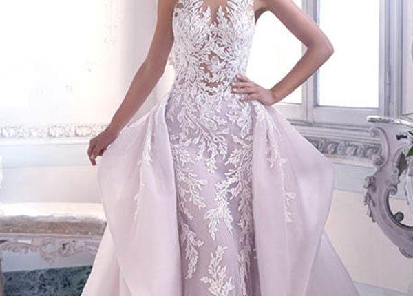 Demetrios 2019 Wedding Dress DP400_1
