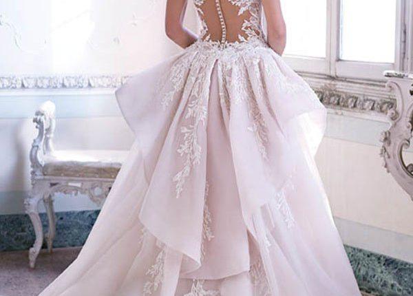 Demetrios 2019 Wedding Dress DP400_2