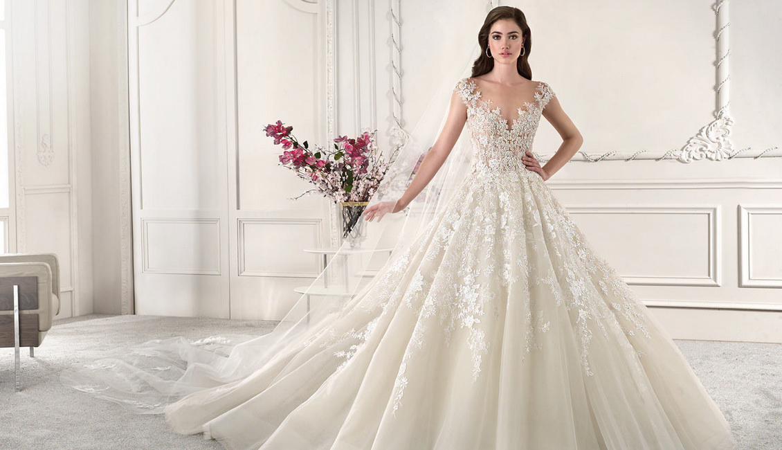 Demetrios 2019 Wedding Dress