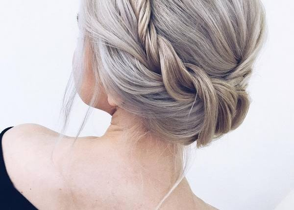 Long Wedding hairstyles and updos from xenia_stylist 12