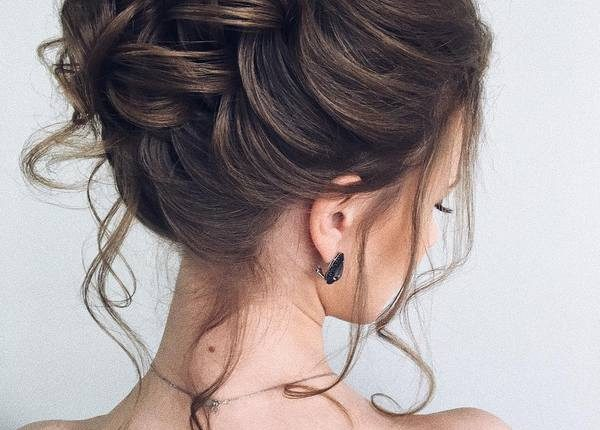 Long Wedding hairstyles and updos from xenia_stylist 16