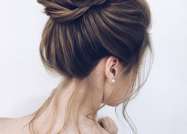 Long Wedding hairstyles and updos from xenia_stylist 23