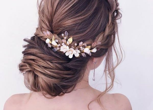 Long Wedding hairstyles and updos from xenia_stylist 30