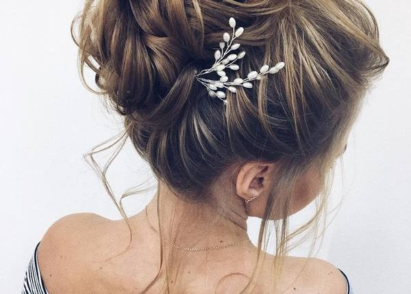 Long Wedding hairstyles and updos from xenia_stylist 4