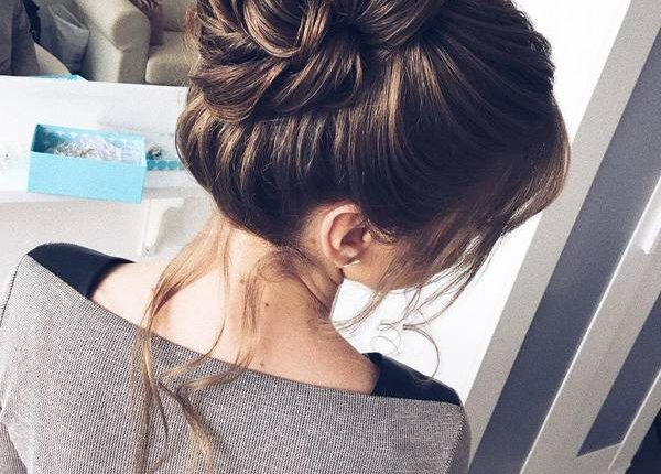 Long Wedding hairstyles and updos from xenia_stylist 7