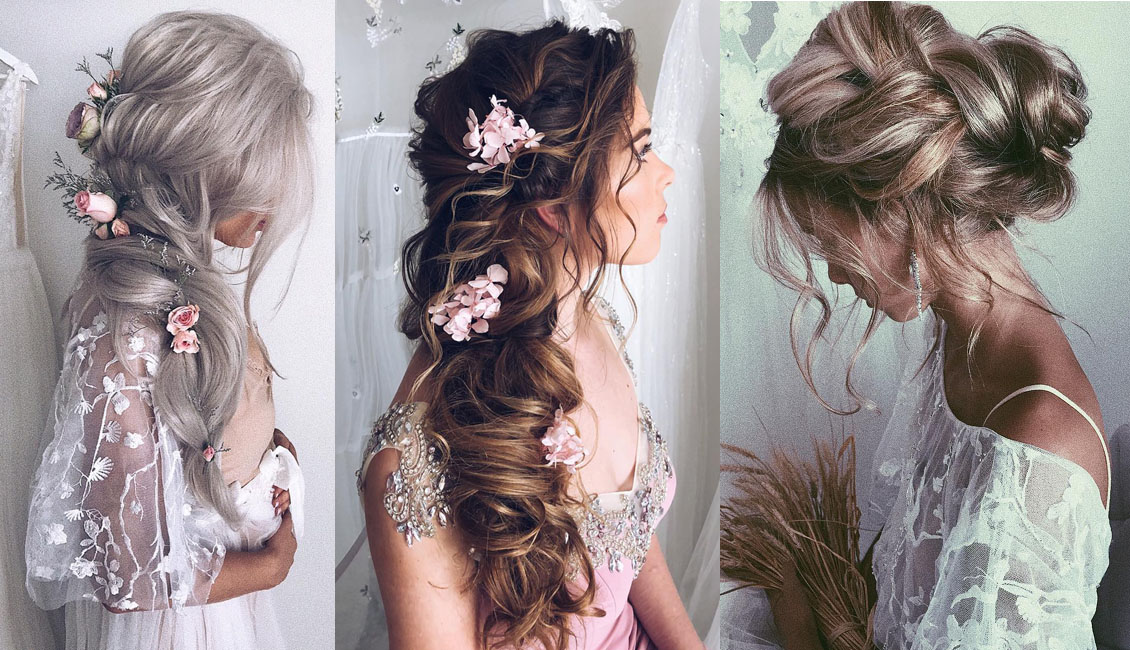 20 Gorgeous Wedding Hairstyles For Long Hair: 20 Ulyana Aster Long Wedding Hairstyles And Updos