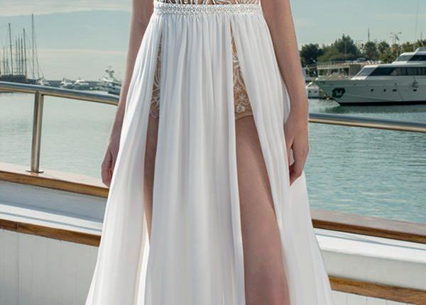 Demetrios Destination 2019 Beach Wedding Dresses D273T-DR269S