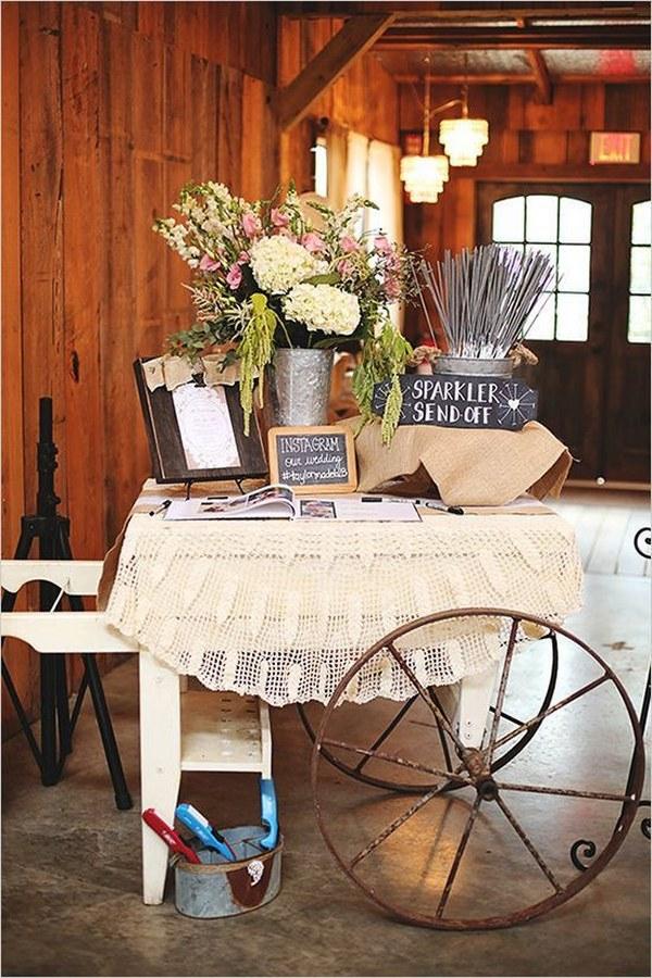 25 Awe Inspiring Wedding Sparkler Send Off Ideas Roses Rings