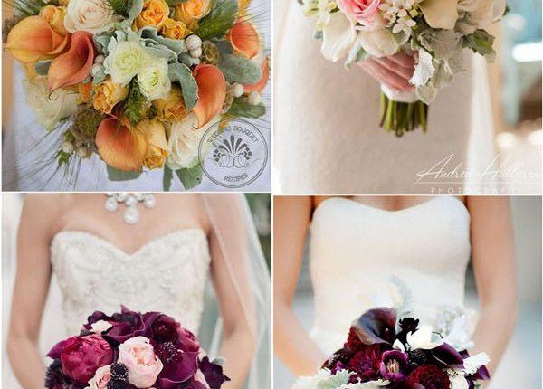 calla lily wedding bouquet ideas