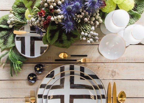 Wedding Reception Table Setting Decoration Ideas 13