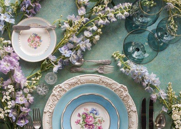 Wedding Reception Table Setting Decoration Ideas 18