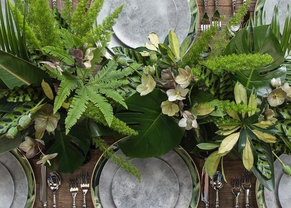Wedding Reception Table Setting Decoration Ideas 25