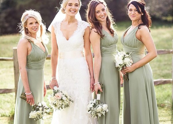 Sage Green Wedding Theme LolaRosePotography